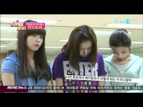 29.04.2011 A PINK News Episode 6 (1-3) TREND E.