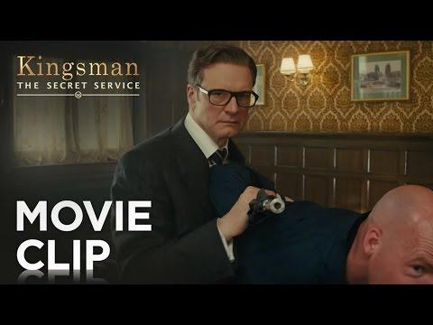 "Kingsman: The Secret Service | ""Bar Fight"" Clip [HD] | 20th Century FOX"