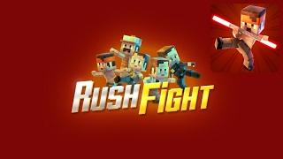 Rush Fight - Arcade game ( Gameplay )