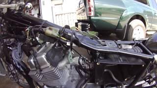 8. Honda Rebel CMX250 CMX 250 Carb Carburetor Installation Install