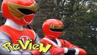 Ninninger Episode 6 & VS Kamen Rider Drive review