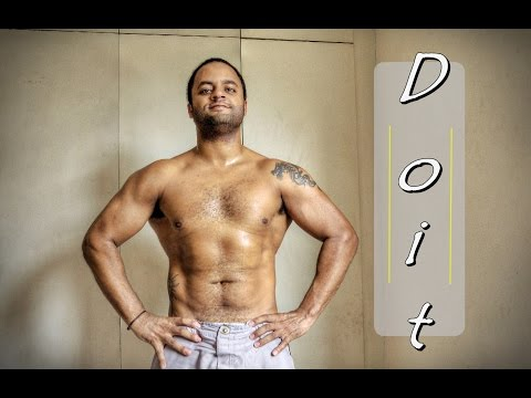 Home Fitness Motivation – 'Do it' (3HomeWorkout)