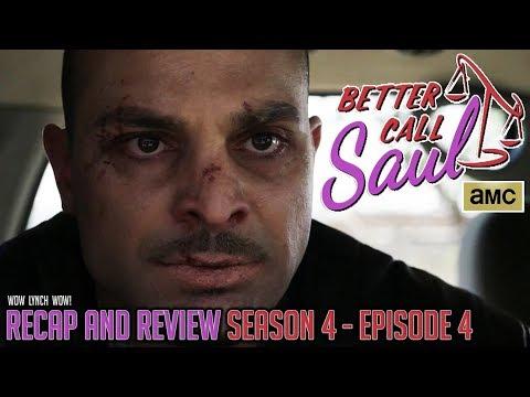 Better Call Saul - Season 4, Episode 4 - Recap & Review