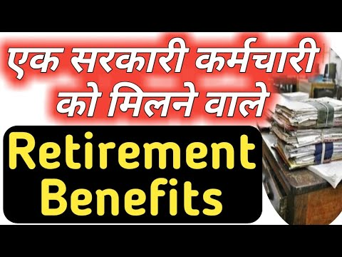 #GovtEmployeesNews Retirement Benefits for Central Government Employees #Pension Benefits