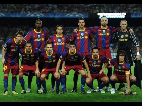 THE TIKI TAKA - FC Barcelona 2011 Tactical Analysis - How Did FC Barcelona Play During Guardiola Era