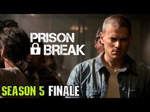 Prison break season 5 | Episode 7 - 9 | Final episodes | Explained in Tamil