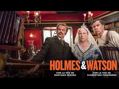 Holmes & Watson: Madrid Days - Selfie con la reina?>
