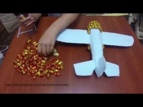 Сувениры своими руками самолеты 38