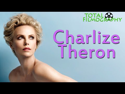 Charlize Theron   EVERY movie through the years   Total Filmography 2018   Atomic Blonde Tully