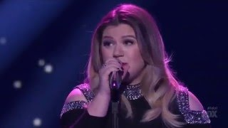 Video Kelly Clarkson - Piece By Piece (American Idol The Farewell Season) MP3, 3GP, MP4, WEBM, AVI, FLV Agustus 2018