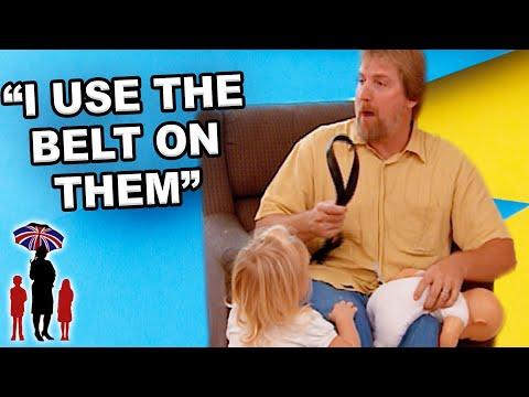 Dad Uses the Wrong Disciplinary Method | Supernanny