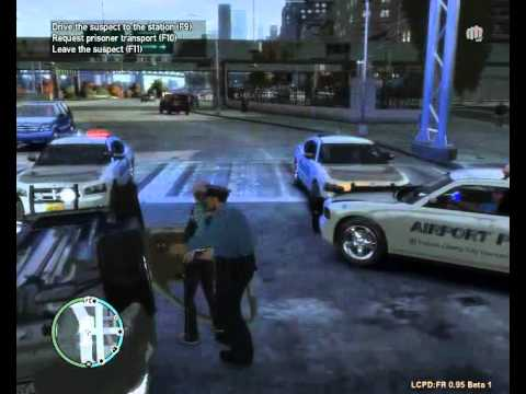 Gta 4 Alaska State Trooper