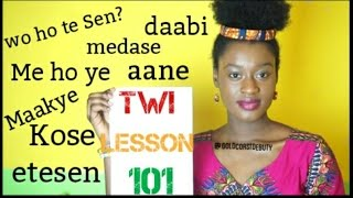 OPEN FOR MORE JOLLOF RICE******* My People!! Welcome to Goldcoastdebuty!! Please Rate, Subscribe and Comment! Twi (Language) Lesson 101 : What ...