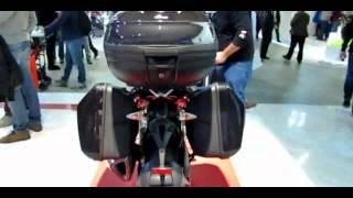 8. 2014 Aprilia Caponord 1200 Travel Pack Walkaround - yileacale