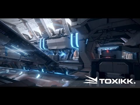 TOXIKK — Map Reveal: DEKK