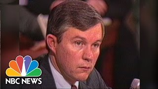Jeff Sessions' 1986 Confirmation Hearing   Flashback   NBC News