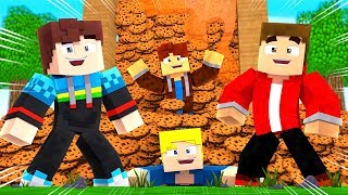 wie man jede Minecraft Cookies Runde gewinnt!
