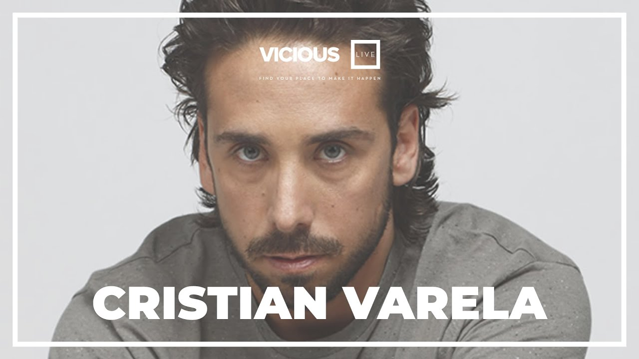 Cristian Varela - Live @ Vicious Live 2013