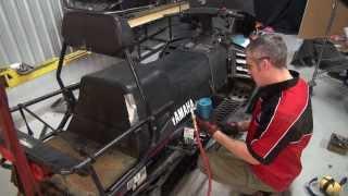 1. Yamaha VK540 Running board upgrade!  PowerModz!