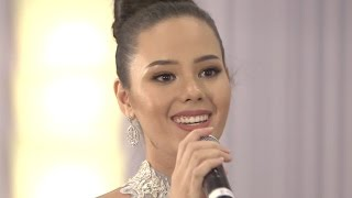 Video Catriona Gray's Confidently Beautiful Singing At Miss World 2016 MP3, 3GP, MP4, WEBM, AVI, FLV Desember 2018