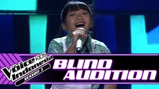 Video Glenda - Bento | Blind Auditions | The Voice Kids Indonesia Season 3 GTV 2018 MP3, 3GP, MP4, WEBM, AVI, FLV Juli 2018