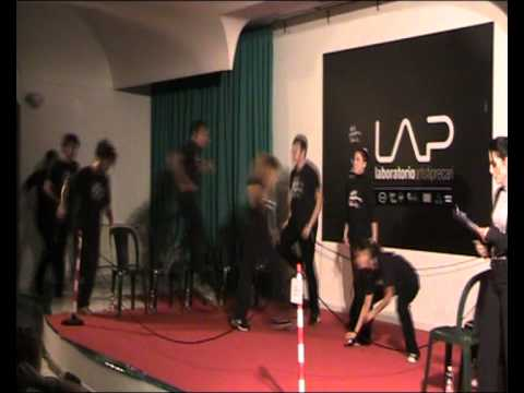 Match di Improvvisazione Teatrale - Strani Tipici Ischia vs Roma - Prima Parte