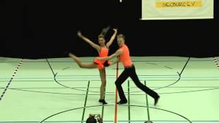 Luisa Schumacher & Tobias Cash - 31. Rhein-Sieg-Cup 2013