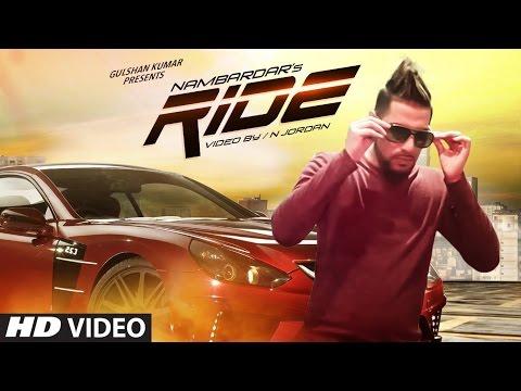 Ride Full Video Song | Nambardar | New Song 2016