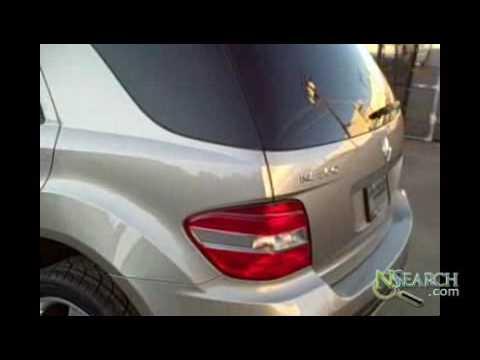 AMG Wheels in Mercedes Benz ML350