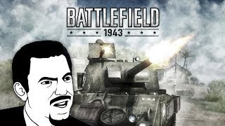 BATTLEFIELD 1943 - Ahm!? BF 1943 mesmo? (BF1943 Gameplay)