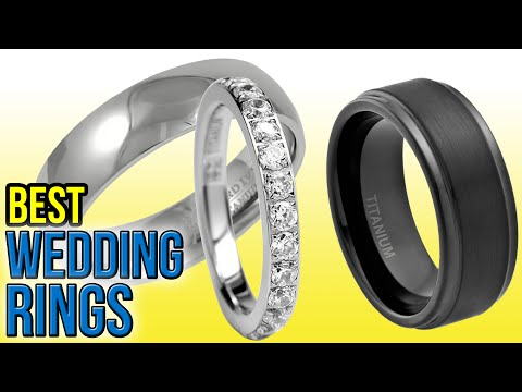 10 Best Wedding Rings 2016