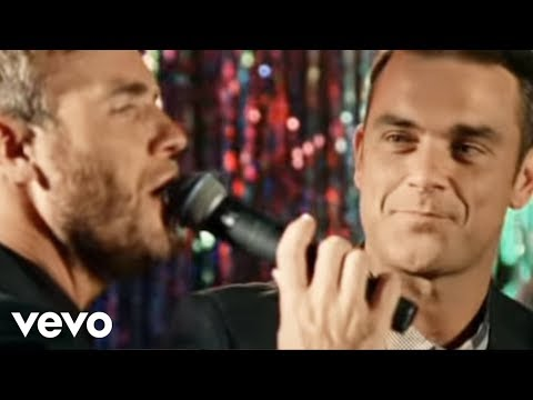 , title : 'Robbie Williams and Gary Barlow - Shame'