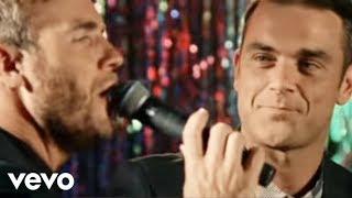 Robbie Williams And <b>Gary Barlow</b>  Shame