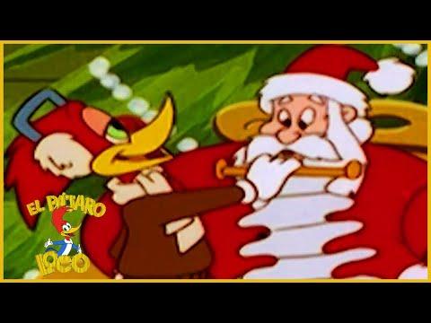 El Pajaro Loco en Español ☃️Tendrás tu regalo 🎄Navidad 🎁Dibujos Animados   Caricaturas