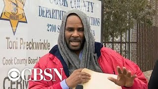 R. Kelly released from Chicago jail