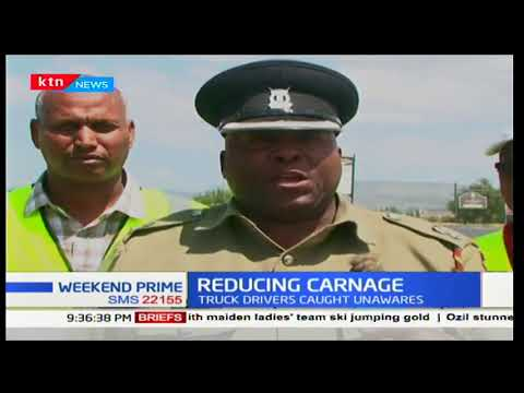 NTSA hold surprise crackdown on Nairobi Highways to curb road accidents (видео)
