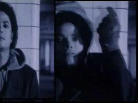 Michael Jackson - Black or White, video clips, with lyrics