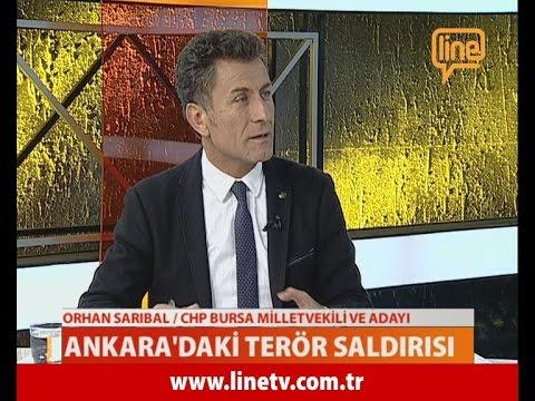 ERKEN SEÇİM  -28.10.2015-  ORHAN SARIBAL (CHP)