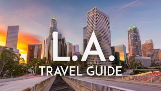 Video Things to know BEFORE you go to LOS ANGELES - LA Travel Tips 2019 MP3, 3GP, MP4, WEBM, AVI, FLV Mei 2019
