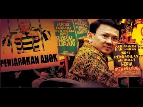 Breaking News! Live Ahok Divonis  Hakim Selama 2 Tahun Penjara