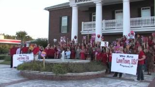 Kingsland (GA) United States  City pictures : Oprah's Lovetown U.S.A. Kingsland Georgia