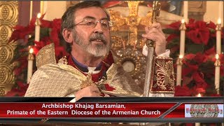 Armenian Christmas at the St Vartan Cathedral of NY, 2014