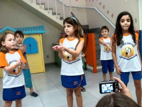Teatro dia das Mães - Escola Cáritas - Limeira