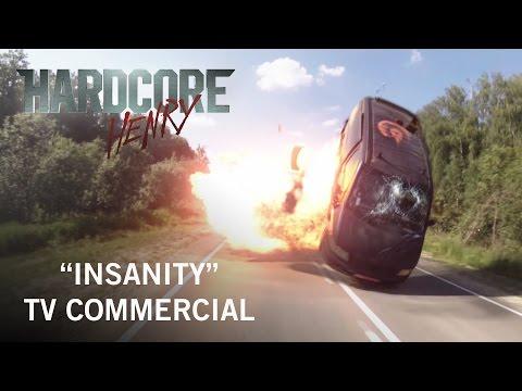 Hardcore Henry (TV Spot 'Insanity')