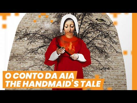 O CONTO DA AIA, inspiração para a série The Handmaid's Tale! | CLUBE DE LEITURA MIKANNN #03