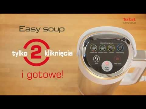 Blender TEFAL BL841138 Easy Soup