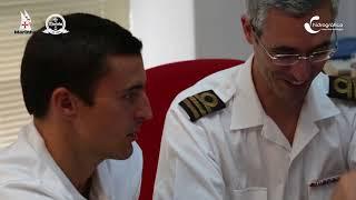 Instituto Hidrográfico recebe o atleta Francisco Lufinha