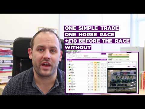 How Trade and Cash Out – Betdaq Training 3/5
