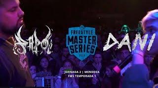 Video PAPO vs DANI - FMS Argentina Jornada 2 OFICIAL - Temporada 2018/2019. MP3, 3GP, MP4, WEBM, AVI, FLV Agustus 2018