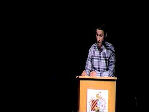 Sam Roberts at Loyola High School 2012 part 2